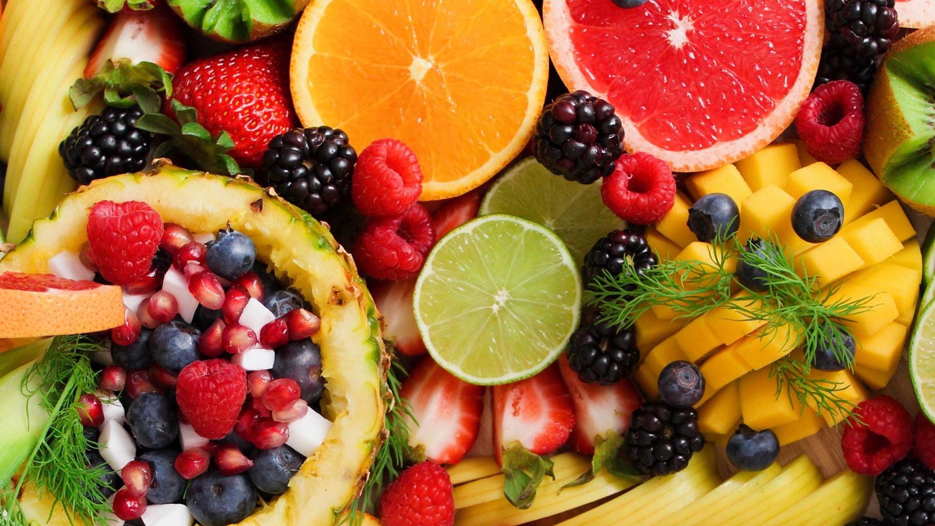 O melhor da fruta